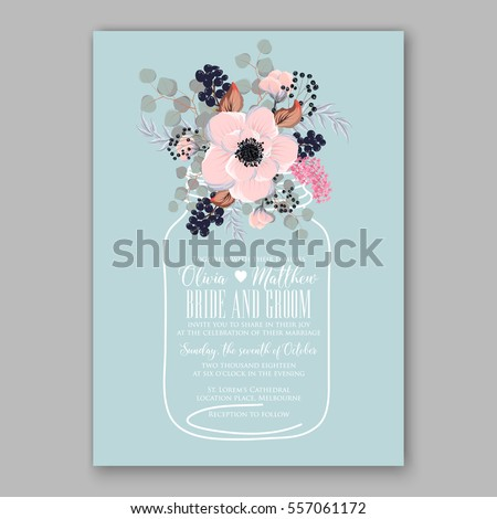 bridal shower invitation card template us26. Black Bedroom Furniture Sets. Home Design Ideas