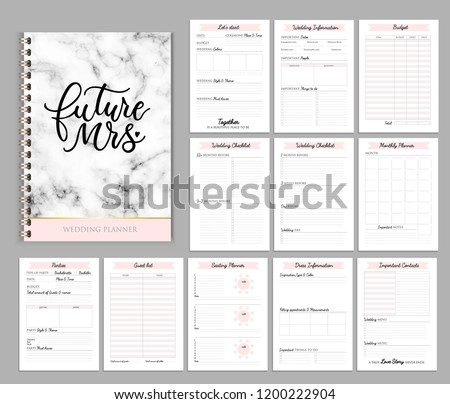 cute wedding planner download free vector art stock graphics images