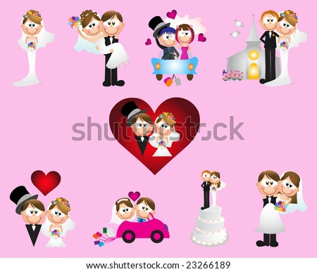 Vector Wedding Cake Free Vector Graphics Wedding