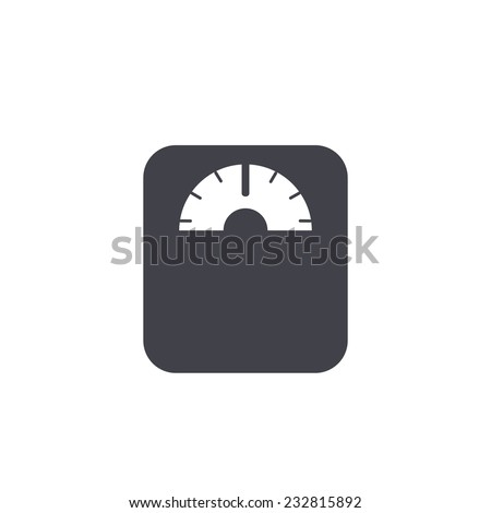 weighting icon