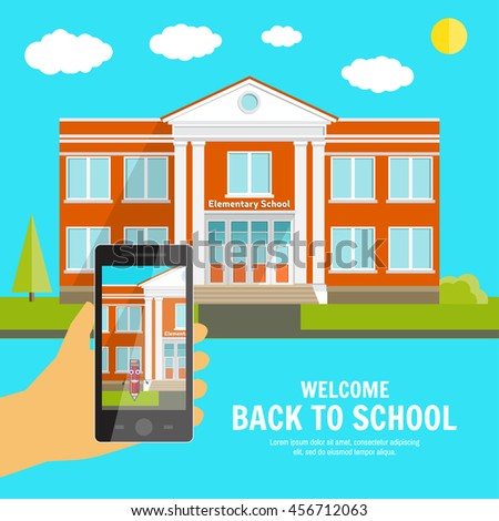 Pictures of Welcome Back To School Wallpaper - #rock-cafe