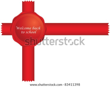 welcome back to school sign for your website