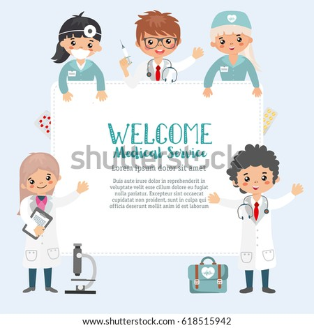 welcome medical service card