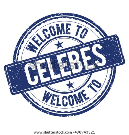 welcome to celebes stamp