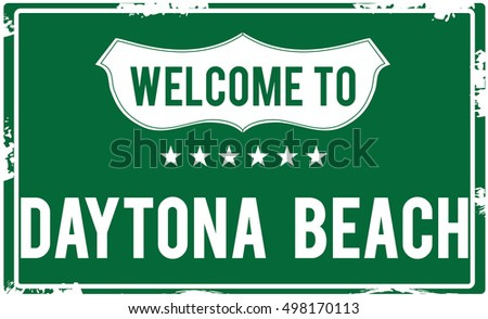 welcome to daytona beach