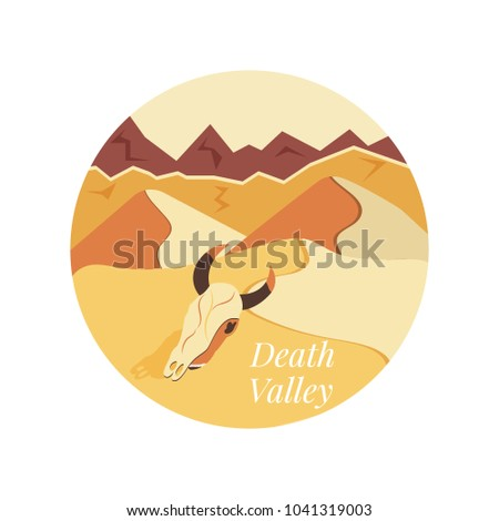 welcome to death valley poster