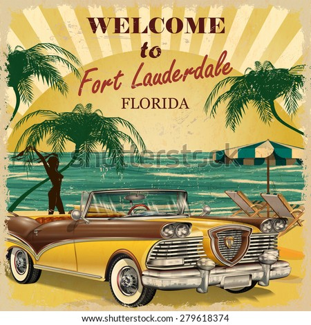 welcome to fort lauderdale...