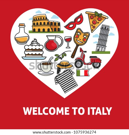 welcome to italy promotional