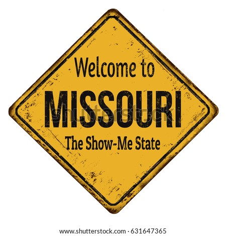welcome to missouri vintage...