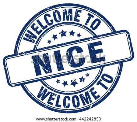 welcome to nice stampnice