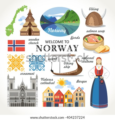 welcome to norway traditional