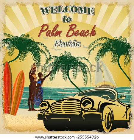 welcome to palm beach florida