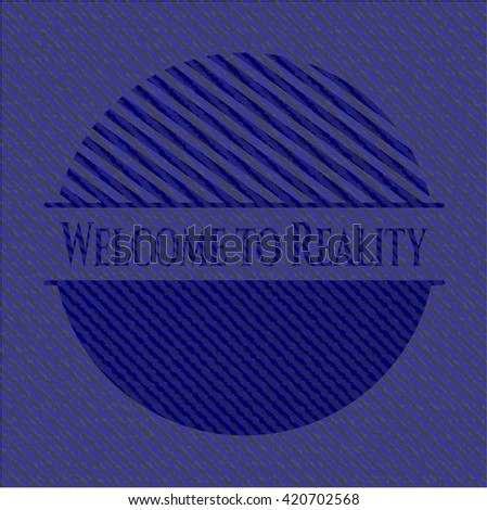 Welcome to Reality jean background