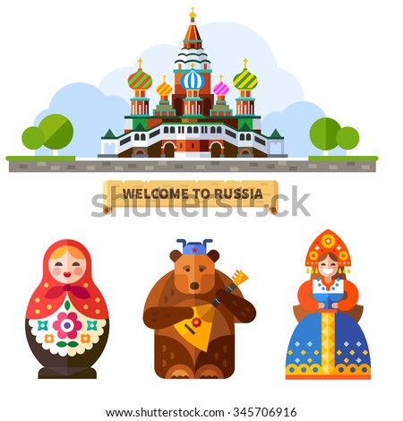 welcome to  russia  saint's