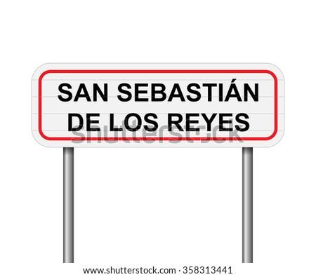 welcome to san sebastian de los