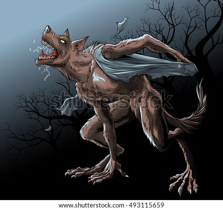 werewolf reincarnation under
