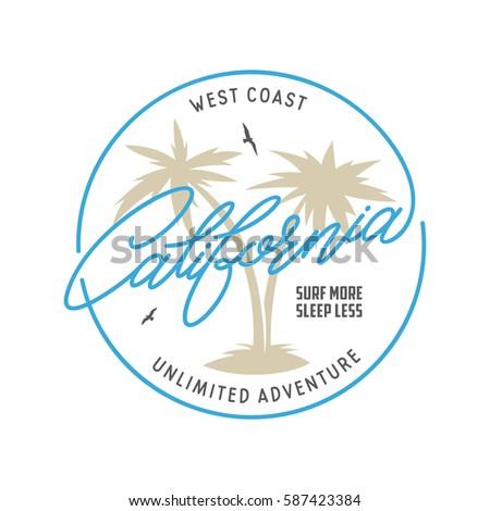 west coast california long