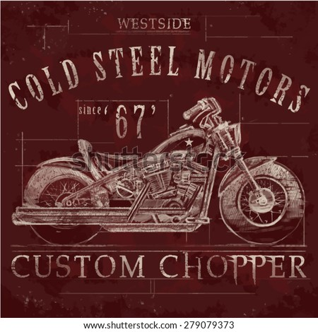 west side motorbike custom