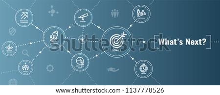 What's Next Header w Web Banner showing the Next Big Idea
