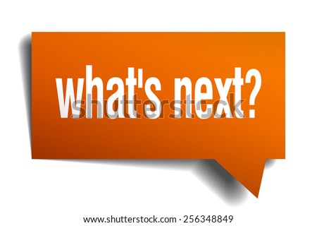 whats next orange speech bubble isolated on white. whats next sticker. whats next peeler. whats next sign. whats next speech bubble. whats next orange sign.whats next.