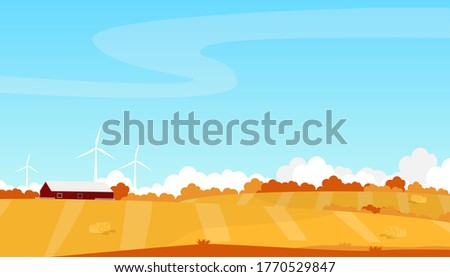 wheat fields  agriculture