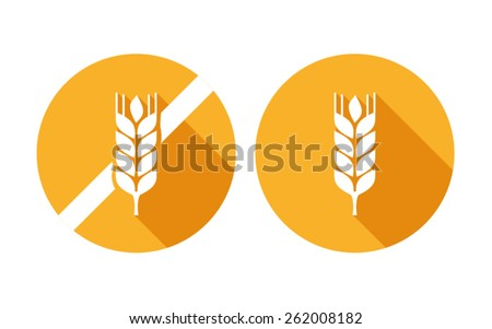 Gluten free icon - Download Free Vectors, Clipart Graphics