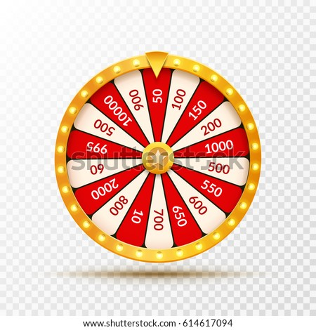 wheel of fortune lottery luck
