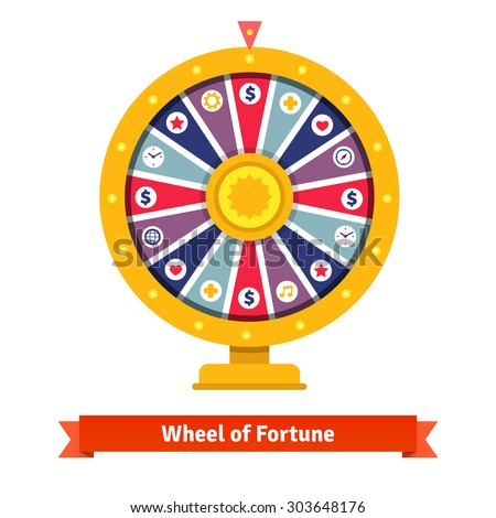 wheel of fortune with bets