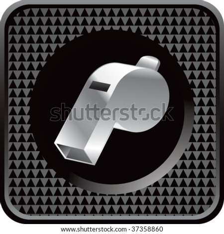 whistle on interesting web button