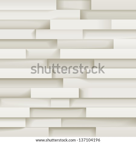 stock vector white abstract background eps vector 137104196 - Каталог — Фотообои «3D Текстуры»