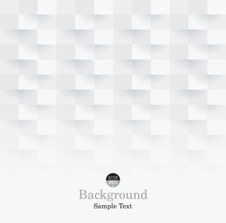 White abstract background vector. Can be used in cover design, book design, website background, CD cover or advertising.
