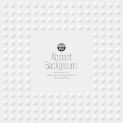 White abstract background vector. Can be used in cover design, book design, website background, CD cover, advertising.
