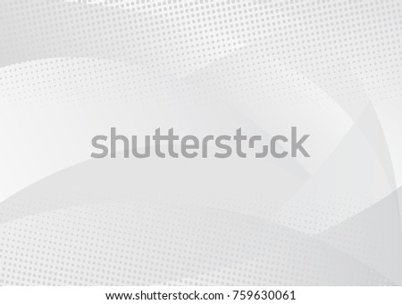 white abstract background with dots halftone #759630061
