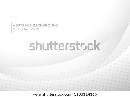 stock-vector-white-abstract-background-with-futurisctic-and-modern-concept