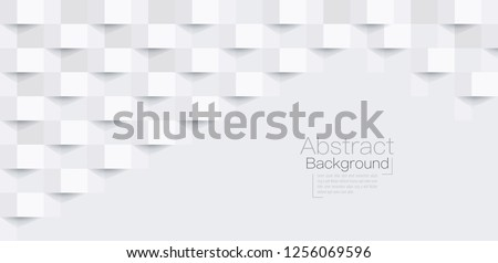 White abstract texture. Vector background can be used in cover design, book design, poster, cd cover, website backgrounds or advertising. #1256069596