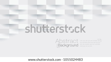 White abstract texture. Vector background can be used in cover design, book design, poster, flyer, cd cover, website backgrounds or advertising. #1055024483