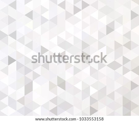 stock-vector-white-and-gray-background-geometric-style-mesh-of-triangles-mosaic-template-for-your-design
