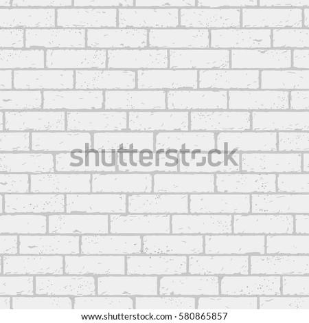 white and gray wall brick