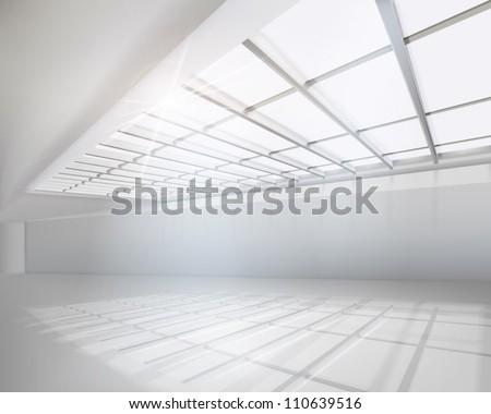 white apartment vector