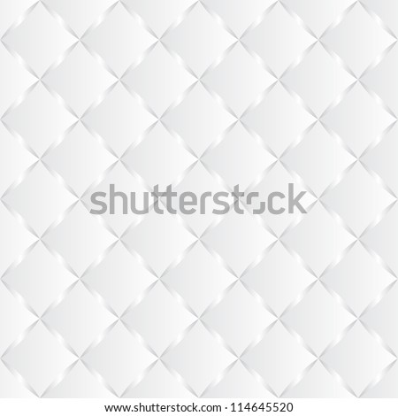 white background - seamless - stock vector