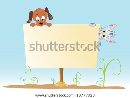 white board with animals on a
