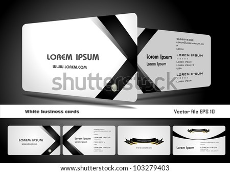 Black business card vector template download free vector art black business card vector template download free vector art stock graphics images reheart Gallery