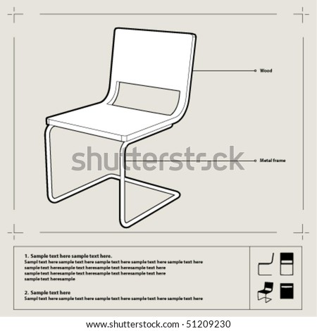 chair blueprints