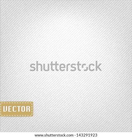 white clean fabric texture