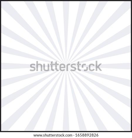 White color shiny starburst. Illustration design. Сток-фото ©