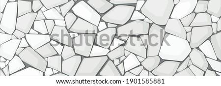 white gravel texture wallpaper