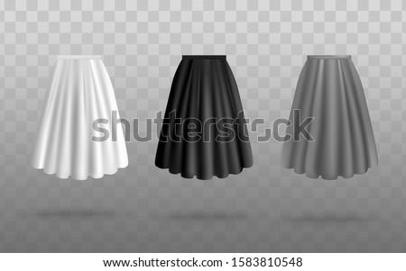 white  gray and black variation