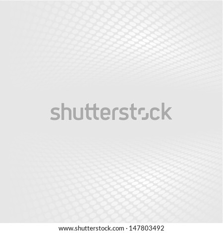 Shutterstock white & grey abstract perspective background