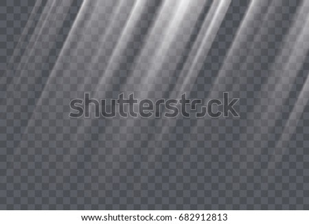 white horizontal landscape sun