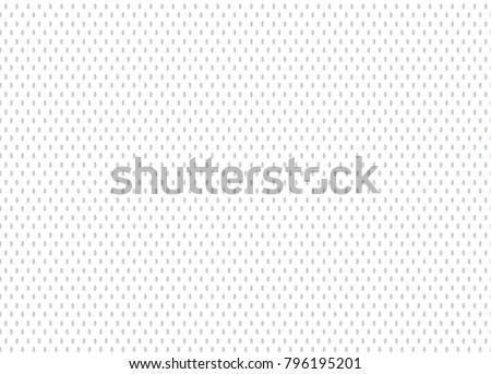 white jersey textile pattern seamless background vector illustration